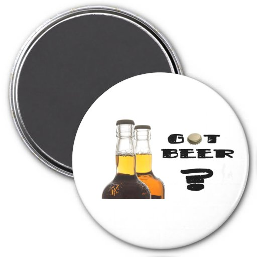Got Beer? Magnets