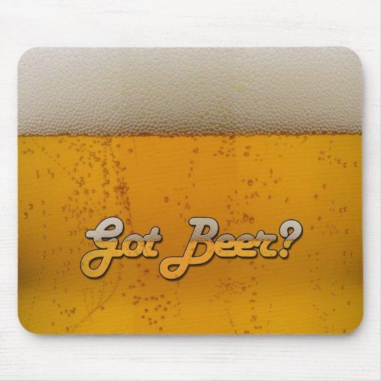 Got Beer? Mouse Mat
