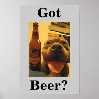 Got Beer? Poster
