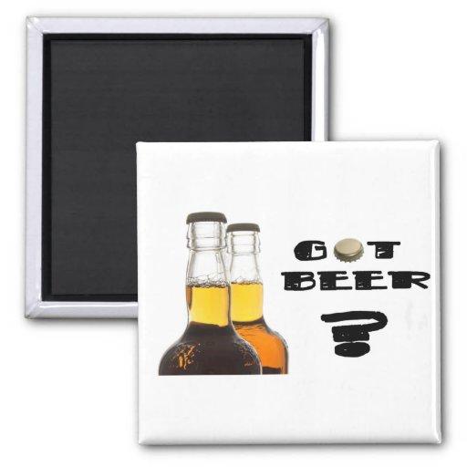 Got Beer? Reminder Fridge Magnet