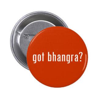 got bhangra? buttons