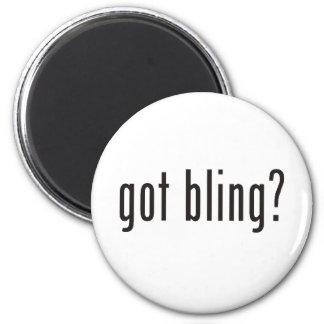 got bling? fridge magnets
