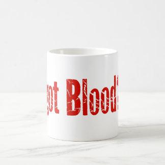 got Blood? Basic White Mug