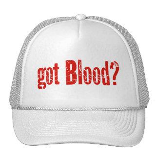 got blood? cap