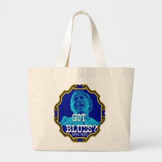 Got Blues Rosetta Tharp Commemorative bag