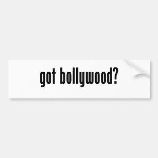 got bollywood? car bumper sticker