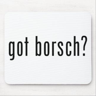 got borsch? mouse mat