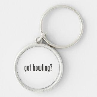 got bowling? keychain