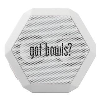 got bowls white boombot rex bluetooth speaker