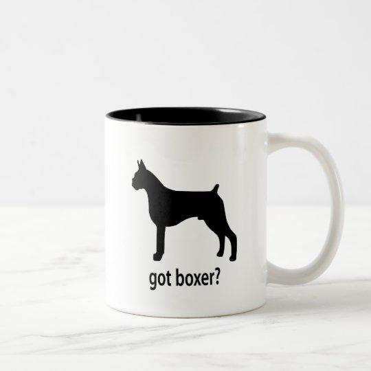 Got Boxer Two-Tone Coffee Mug