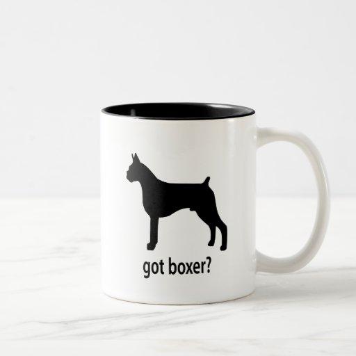 Got Boxer Two-Tone Mug