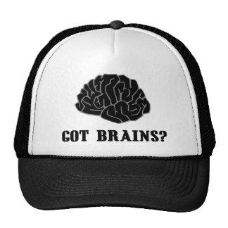 Got Brains? Cap