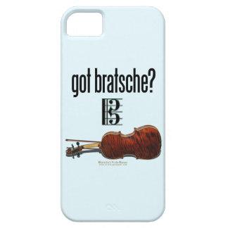 got bratsche? iPhone 5 cover