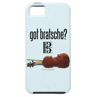 got bratsche? iPhone 5 case