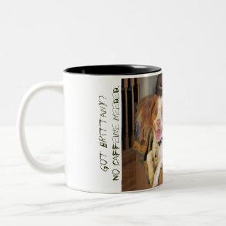 Got brittany? coffee mug