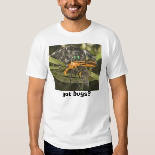 got bugs? 1 tees