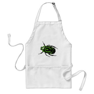 Got Bugs-Wild Colored Beetle Standard Apron