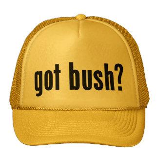 got bush? hat