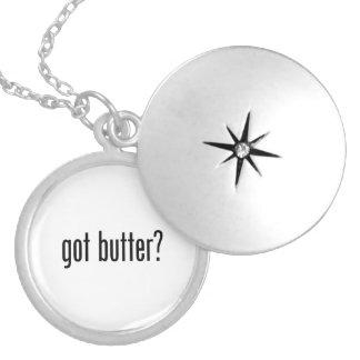 got butter pendant