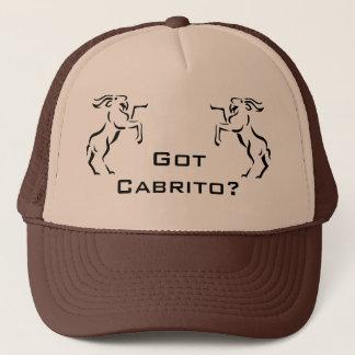 Got Cabrito? hat