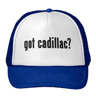 got cadillac? trucker hats