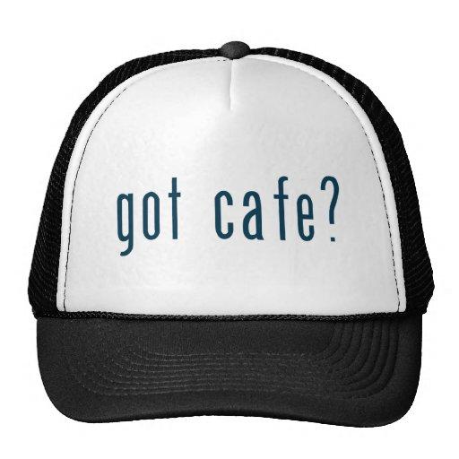 got cafe mesh hats