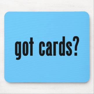 got cards mousepad