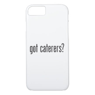 got caterers iPhone 7 case