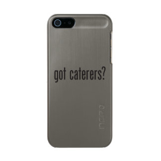 got caterers incipio feather® shine iPhone 5 case