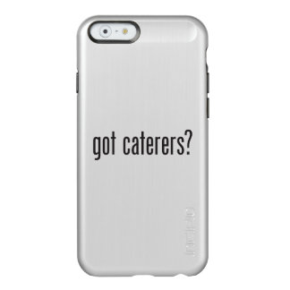 got caterers incipio feather® shine iPhone 6 case