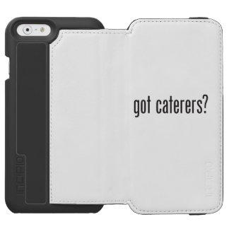 got caterers incipio watson™ iPhone 6 wallet case