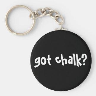 got chalk? key ring