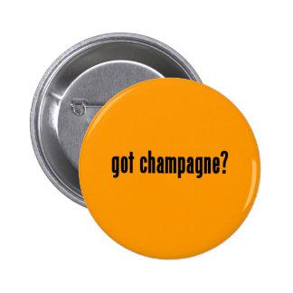 got champagne? 6 cm round badge