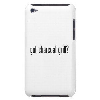got charcoal grill iPod touch cases