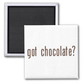 got chocolate? magnet