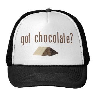 Got Chocolate? (w/bars) Hat