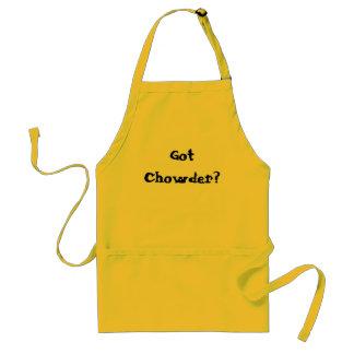Got Chowder? Apron