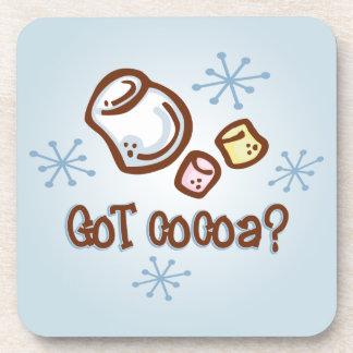 Got Cocoa Cork Coaster