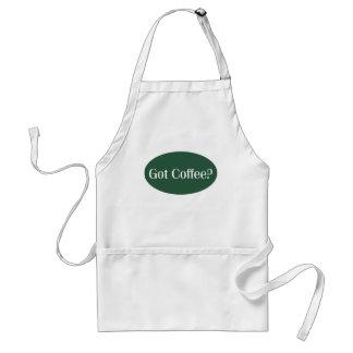 Got coffee Waitress apron