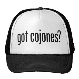 Got Cojones Cap