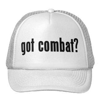 got combat? trucker hat