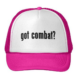 got combat? hat