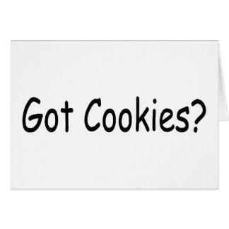 Got Cookies Card