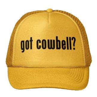 got cowbell? mesh hats