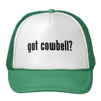 got cowbell? hats
