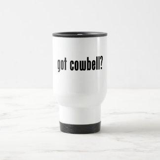 got cowbell? coffee mug