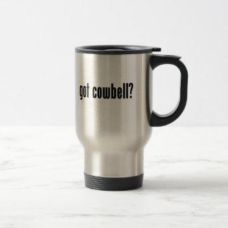 got cowbell? mugs