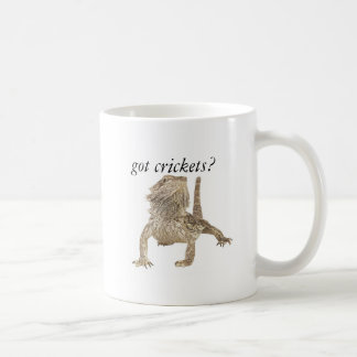 Got crickets coffee mug
