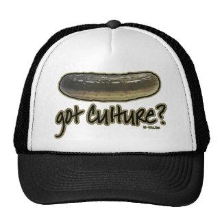 Got Culture? Cap