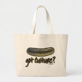 Got Culture? Tote Bag
